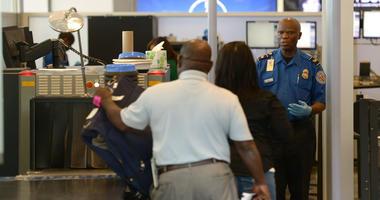 TSA workers