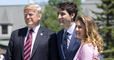 Trump and Trudeau
