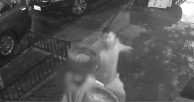 Hasidic man punched