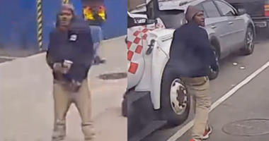 Urine attack wanted