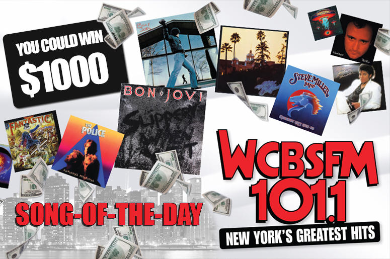 WCBS-FM 101 1 - New York Classic Hits | Radio com