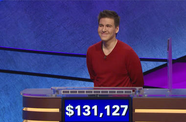 """""""Jeopardy!"""" contestant James Holzhauer"""