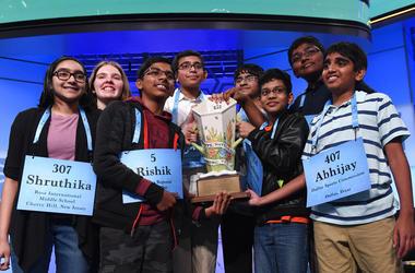 2019 National Spelling Bee Winners