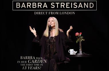 Barbara Streisan @ MSG 2019