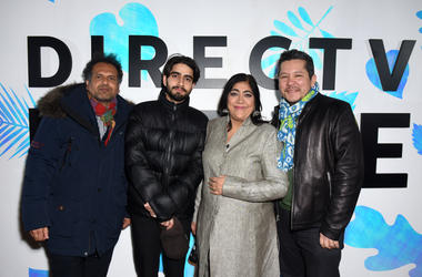 Sarfraz Manzoor, Viveik Kalra, Gurinder Chadha, and Paul Mayeda