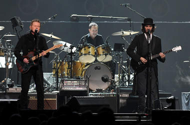 The Eagles in Las Vegas