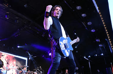 Rick Springfield performs at WCBS-FM's 'Saturday in the Park' 2019