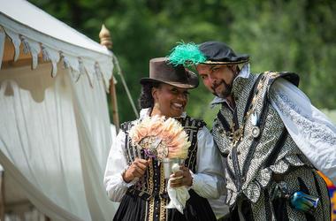 Renaissance Faire Approved Photo 2019