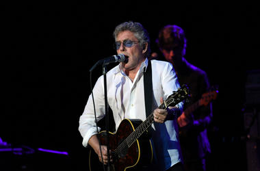 Roger Daltrey performs at Hard Rock Live.