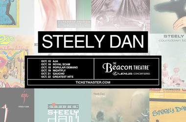 STEELY DAN Greatest Hits Tour 2019