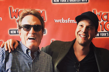 Scott Shannon and Gavin DeGraw