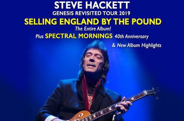 Steve Hackett Tour 2019