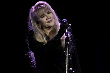 Stevie Nicks performs at BB&T Center
