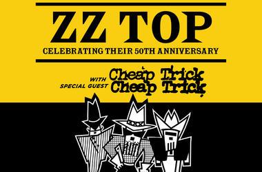 ZZ Top Tour 2019