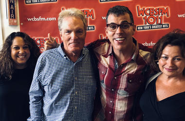 Steve-O with Scott Shannon in the Morning