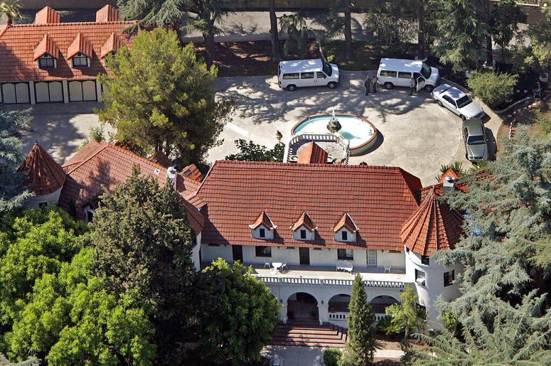 Phil Spector Mansion, Alhambra, CA