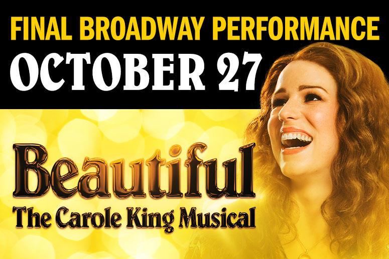 Beautiful on Broadway 2019