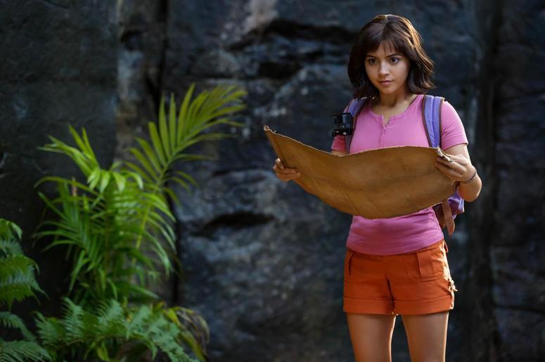 Dora the Explorer Movie 2019