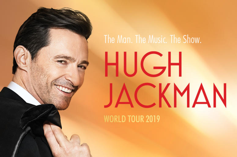 Hugh Jackman 2019 Tour