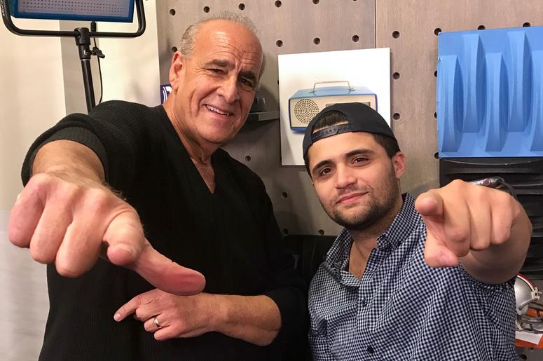 Joe Causi & Intern Anthony