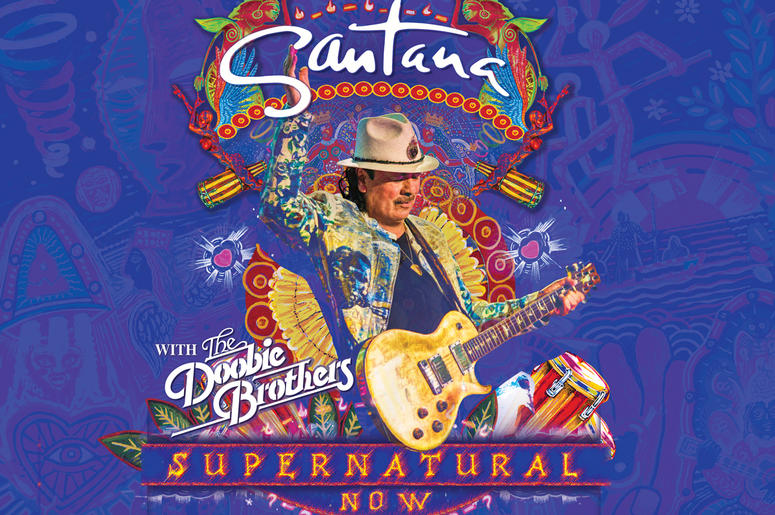 Carlos Santana 2019 Tour