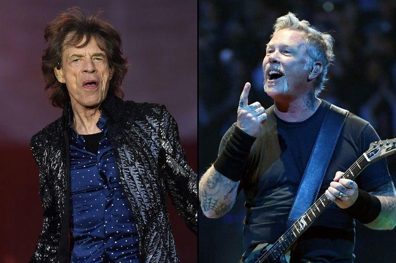 The Rolling Stones x Metallica