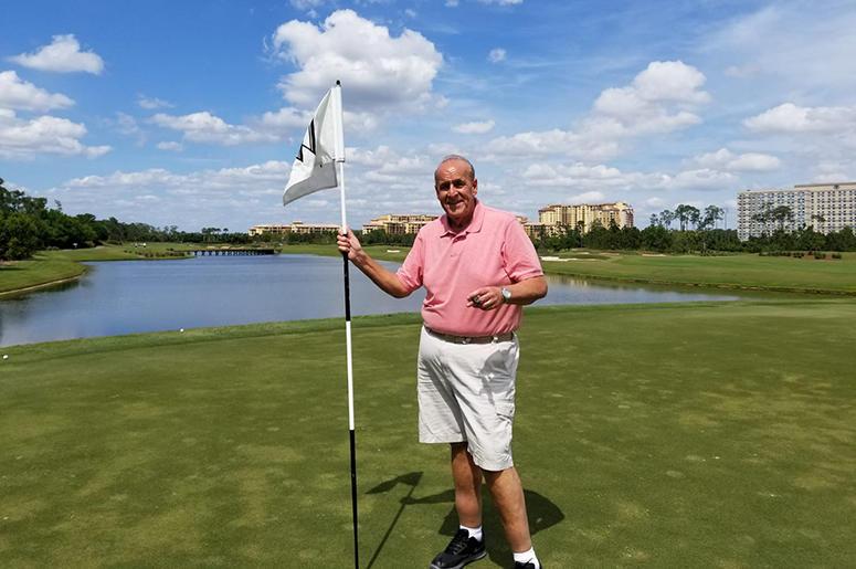 Joe Causi in Sunny Orlando, FL
