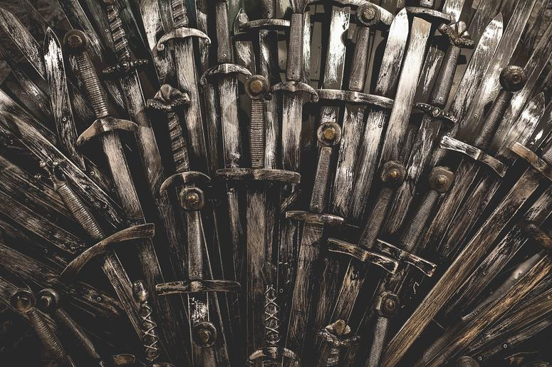 Game of Thrones' Iron Throne