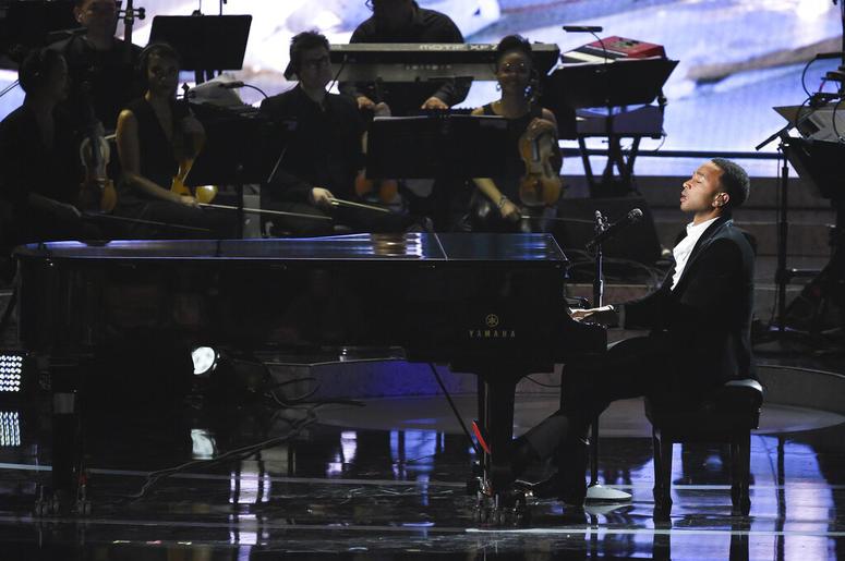 Motown Tribute, John Legend