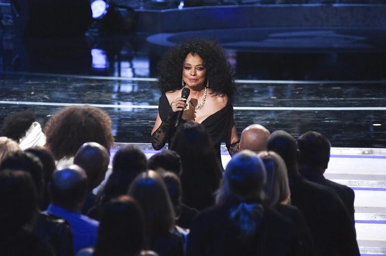 Motown Tribute, Diana Ross