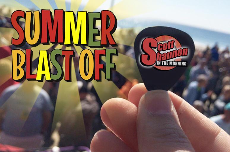 Summer Blast Off