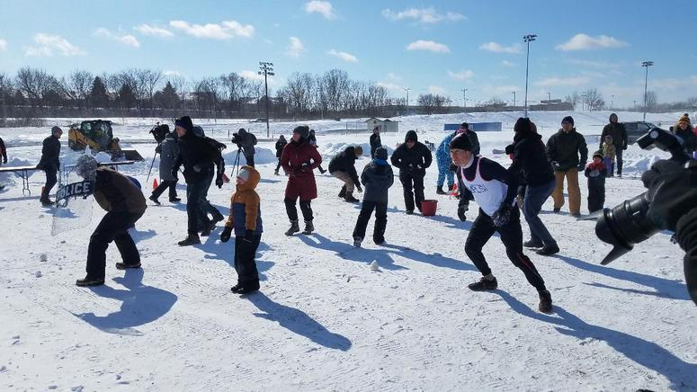 Minneapolis team ready for snowball fight