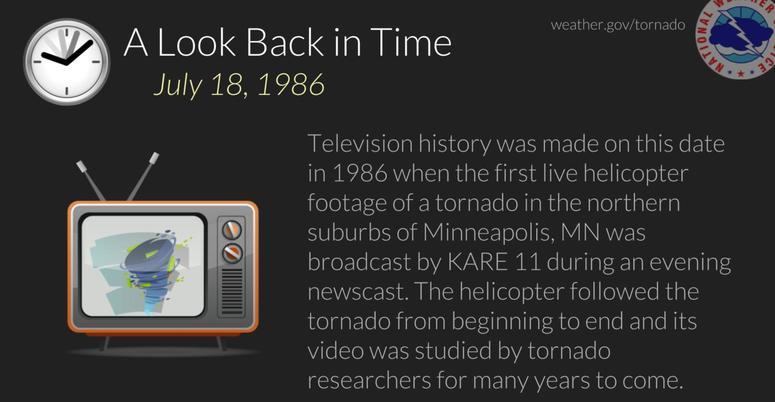 Historic Tornado