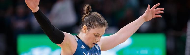 BREAKING: Minnesota Lynx retiring Lindsay Whalen's number