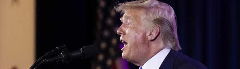 White House: Trump to watch violent parody, 'condemns it'