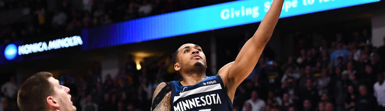 Nuggets beat Timberwolves 99-95 in season finale