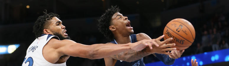 Brooks, Morant help Grizzlies beat Timberwolves 137-121