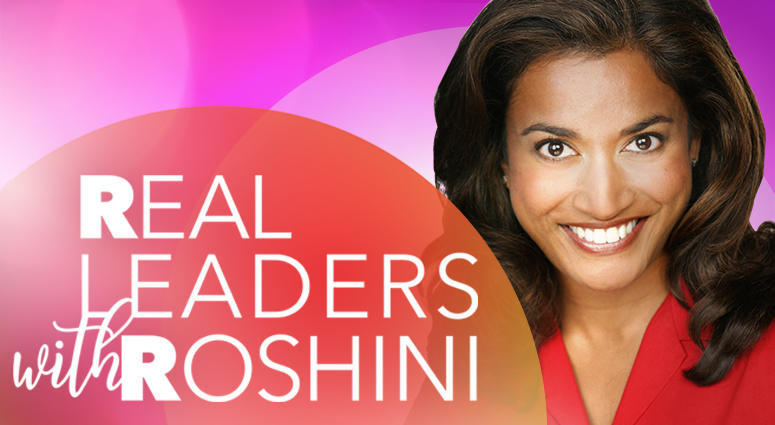 Real Leaders with Roshini
