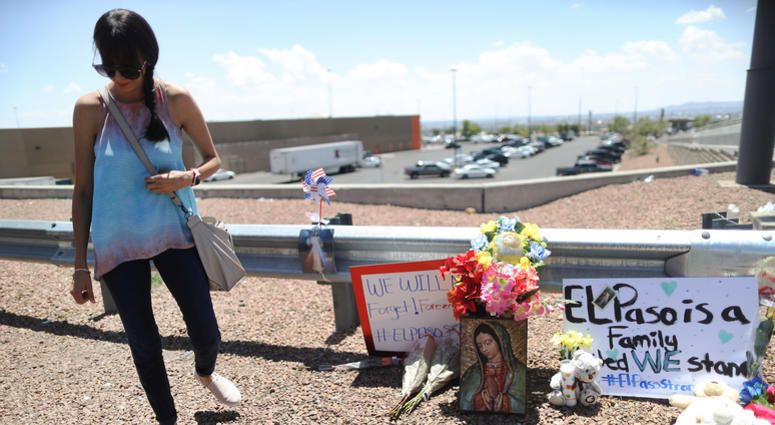 El Paso mall shooting