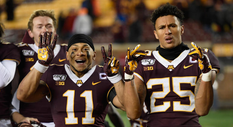 Gophers are 6-and-0