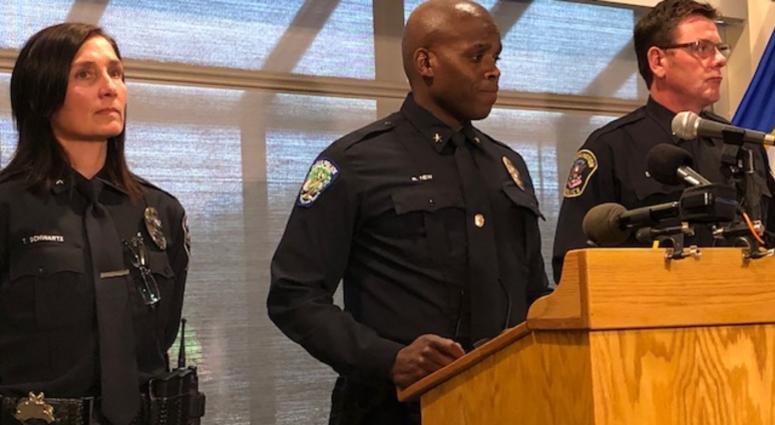 Police Standoff Definition
