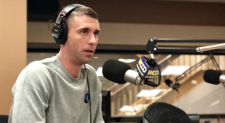 Watch: Ryan Saunders on how his dad Flip would have felt about his new job as the official head coach of the Wolves