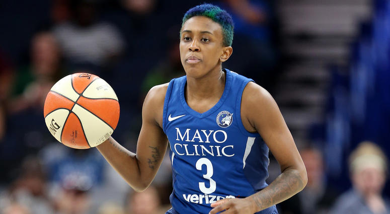 Minnesota Lynx Guard Hopes CBS TV Deal With The WNBA Means More