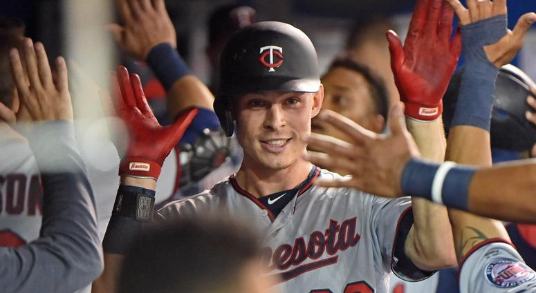 Max Kepler gets a big hand