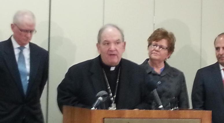MSP archbishop Bernerd Hebda