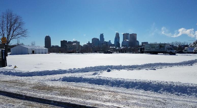 Boom Island in Minneapolis