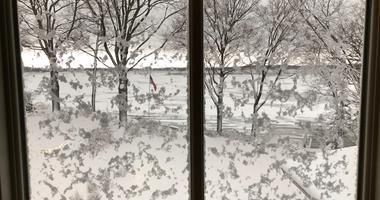 April Snowstorm