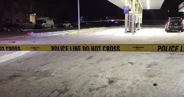 St. Paul Police homicide