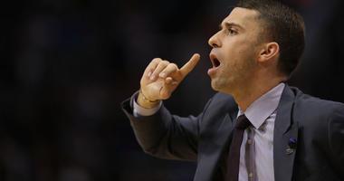 Timberwolves name Ryan Saunders as their next head coach