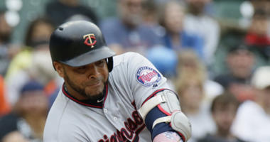 No homers, but 1 double and 11 singles for Twins in win at Detroit
